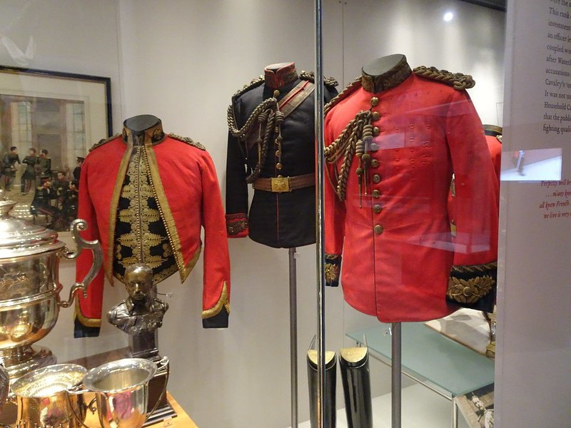 image - household cavalry museum outfits by ealasaid