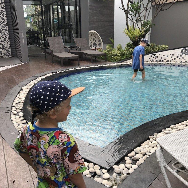 image - ibis seminyak kids pool