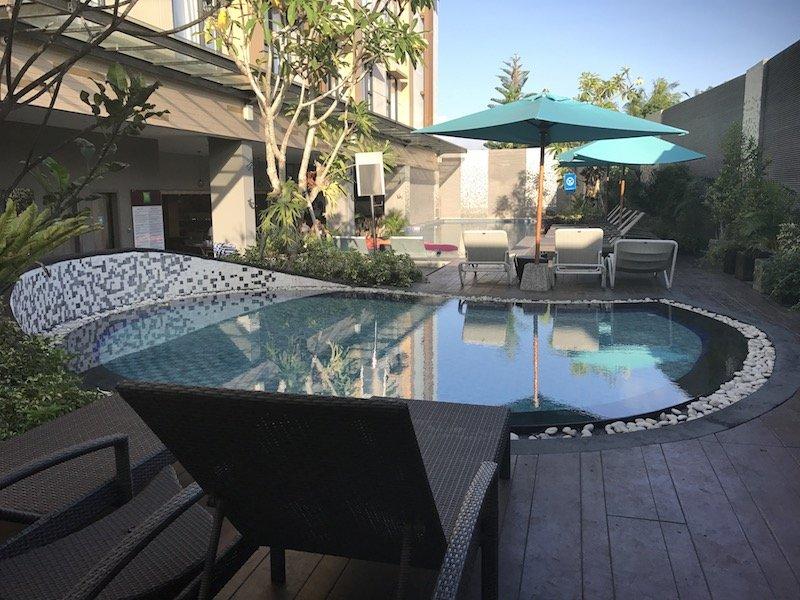 image - ibis seminyak pool in shade