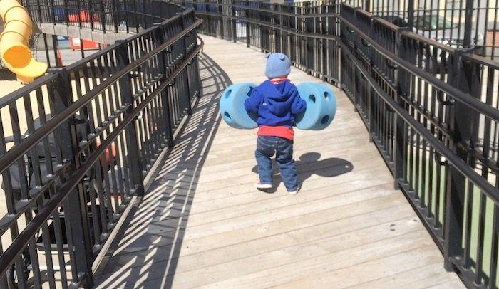 image - imagination playground new york walkway
