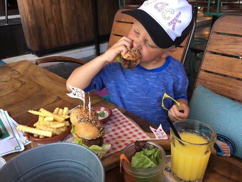 image - jack at jamie olivers restaurant bali 2016