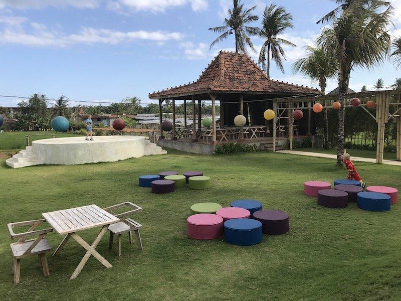image - keramas aero park bali gardens