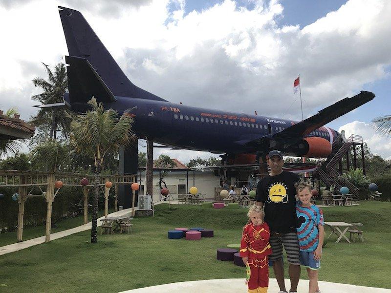 image - keramas aero park bali header