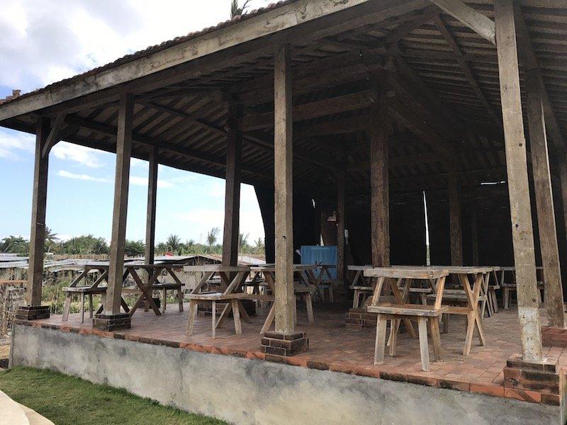 image - keramas aero park bali seating
