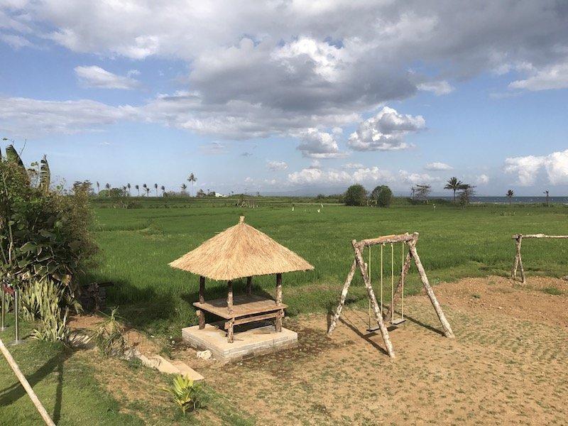 image - keramas aero park playground in bali