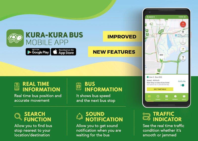 image - kura kura bus app download