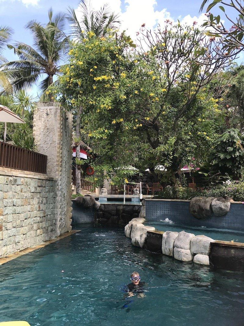 image - kuta paradiso resort pool