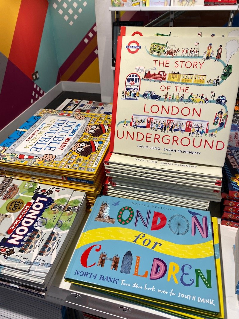 image - london transport museum shop books for kids