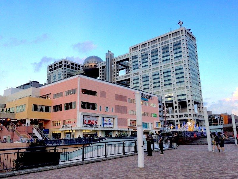 image - odaiba aqua city 800