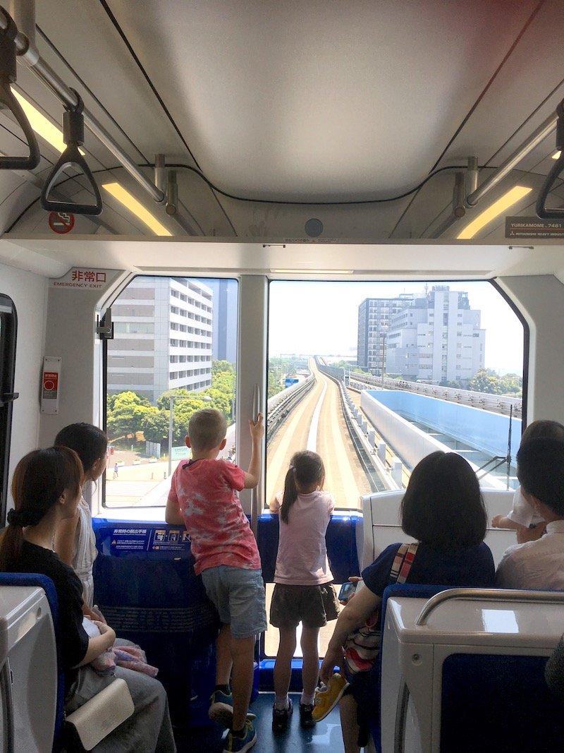 image - odaiba monorail train 800