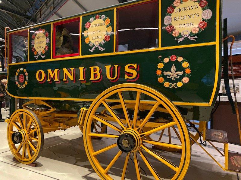 image - omnibus london transport museum covent garden