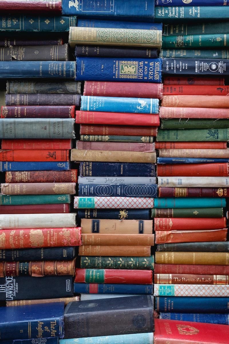 image - portobello road market books by ed-robertson