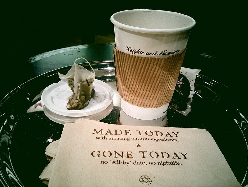 image - pret tea london by garry knight