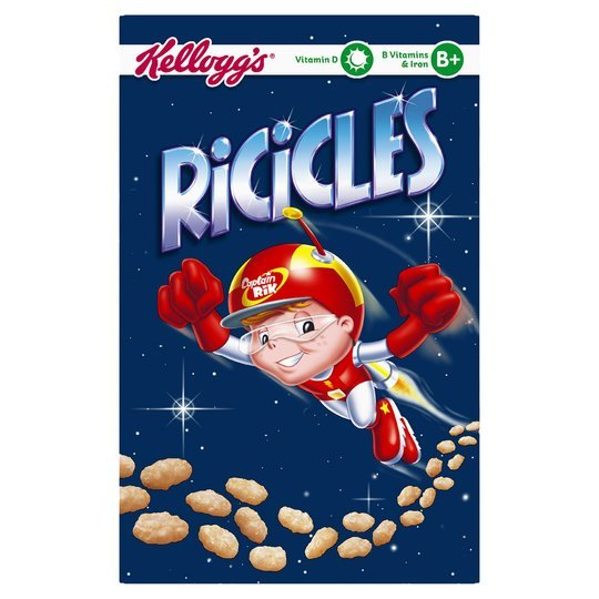 image - ricicles cereal uk