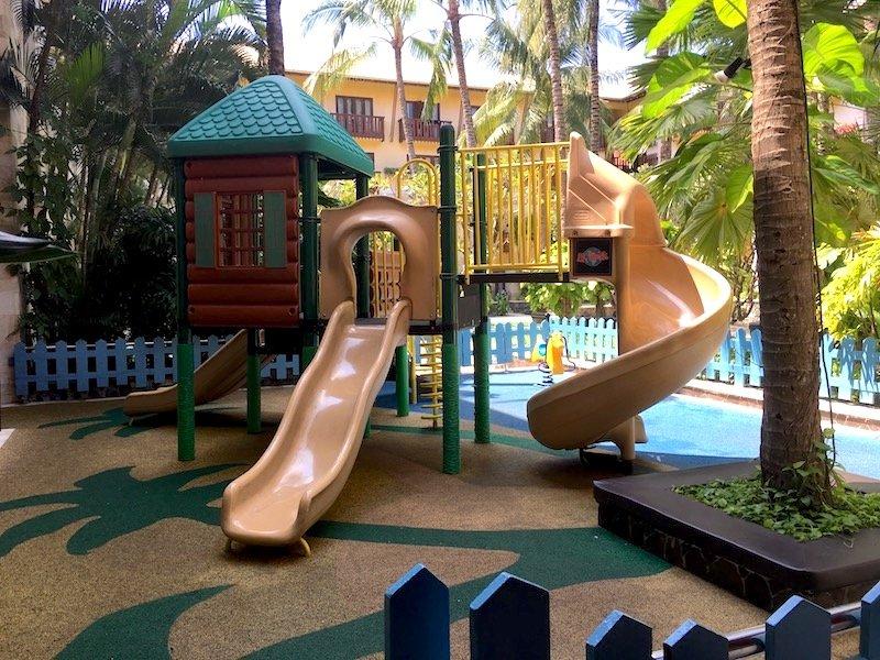 image - roxity kids club playground bali