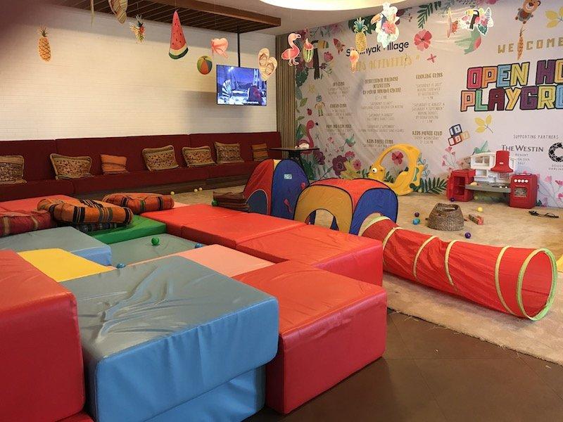 image - seminyak village indoor playground for kids