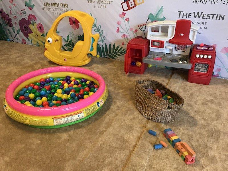 image - seminyak village shopping mall for kids