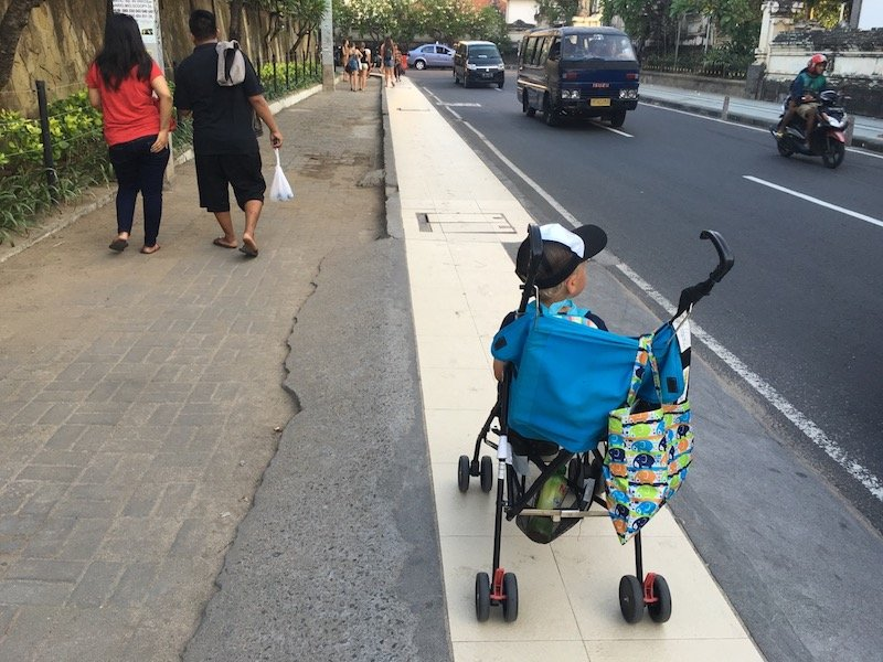 image - should i take a stroller to bali