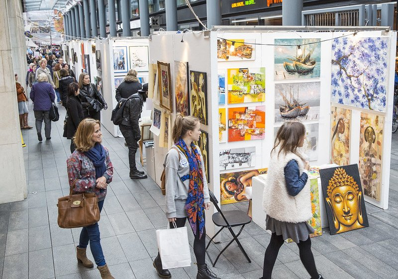 image - spitalfields arts market