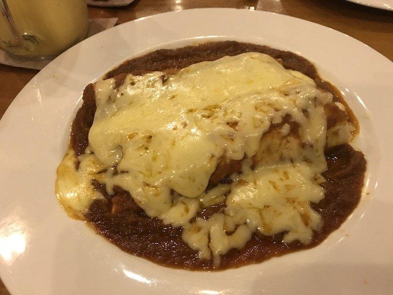 image - taco casa mexican seminyak enchilada