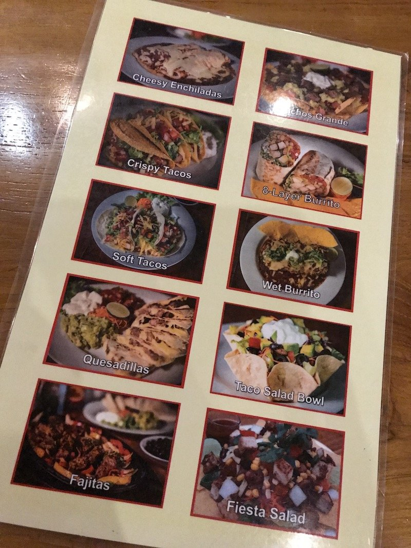 image - taco casa mexican seminyak menu pics