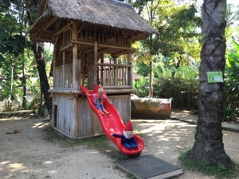 image - tamanak playground slide