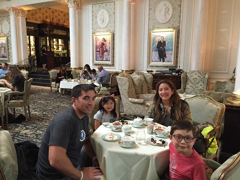 image - the savoy hotel london afternoon tea by jencu