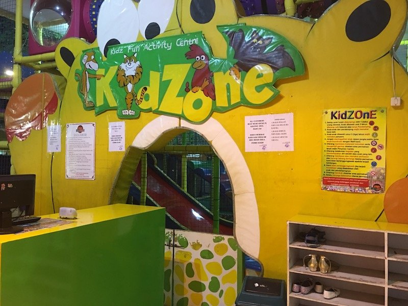 image - things to do on a rainy day in bali - amazone bali for kids