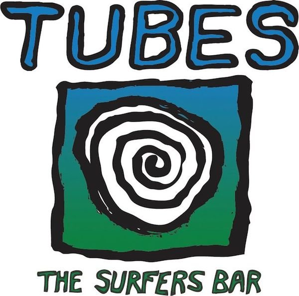 image - tubes logo surfers bar