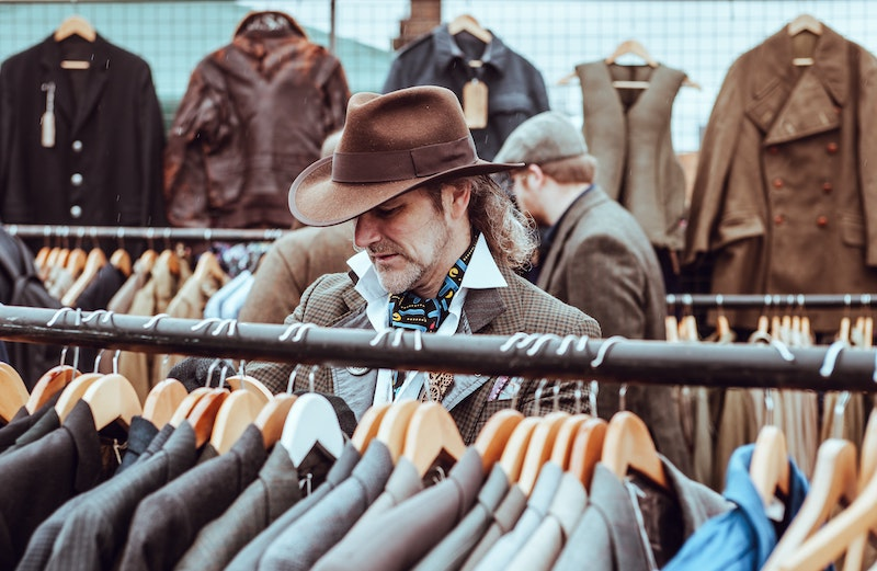 image - vintage clothes shopping in london by clem-onojeghuo