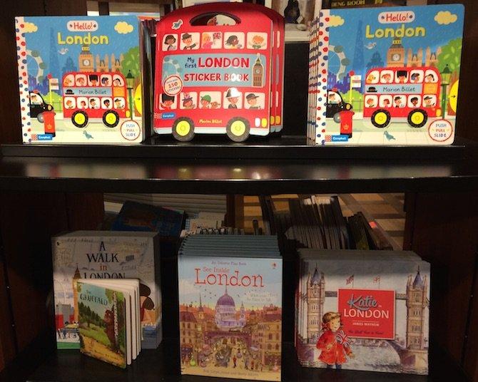 image - visiting harrods london book souvenirs
