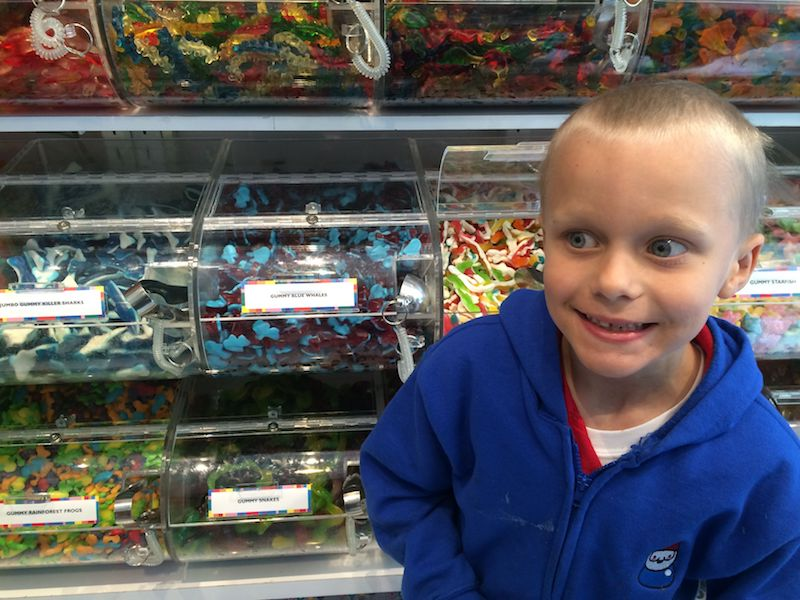image - Dylan's Candy Store New York pick and mix