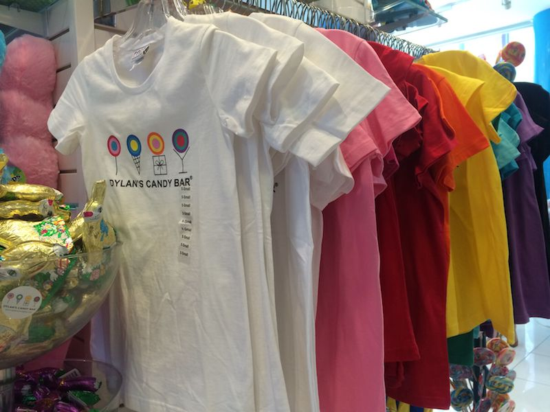 image - Dylan's Candy Store t shirts