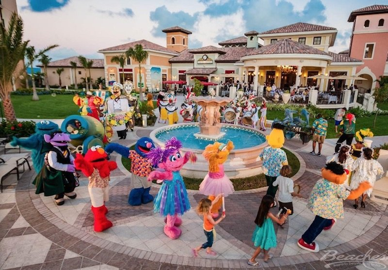 image - beaches turks and caicos sesame street