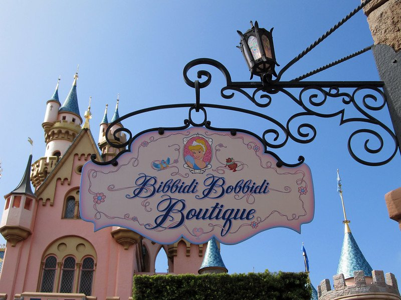 image - bibbidi bobbidi boutique by daryl mitchell
