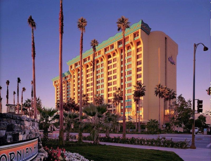 image - disney's paradise pier hotel outlook