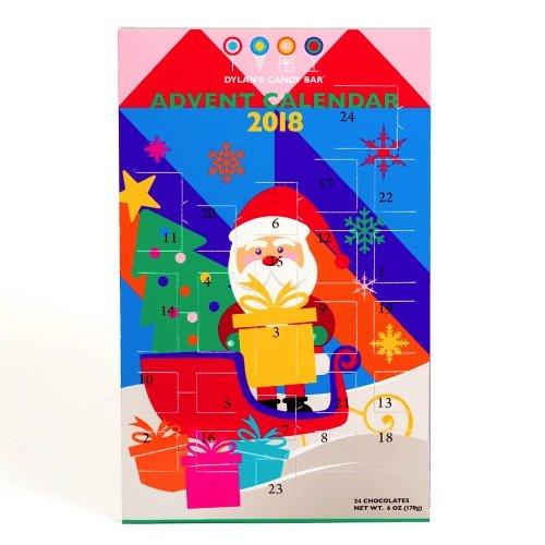image - dylans candy bar advent calendar