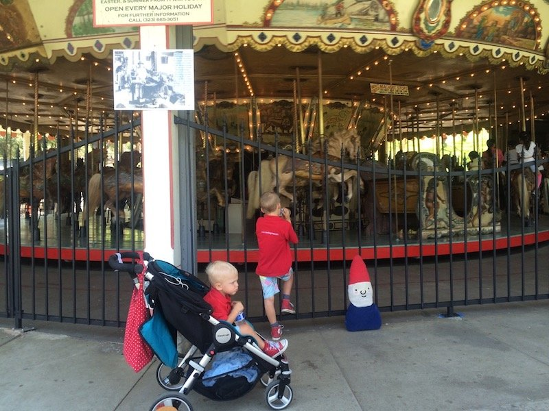 image - griffin park los angeles carousel 800