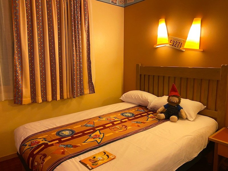 image - hotel santa fe disney paris room