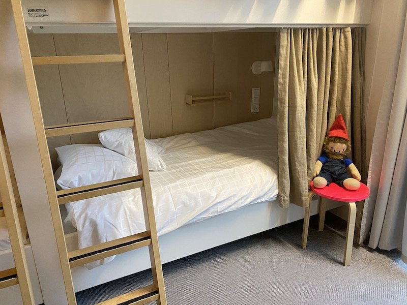 image - ikea hotel almhult bunk bed 2