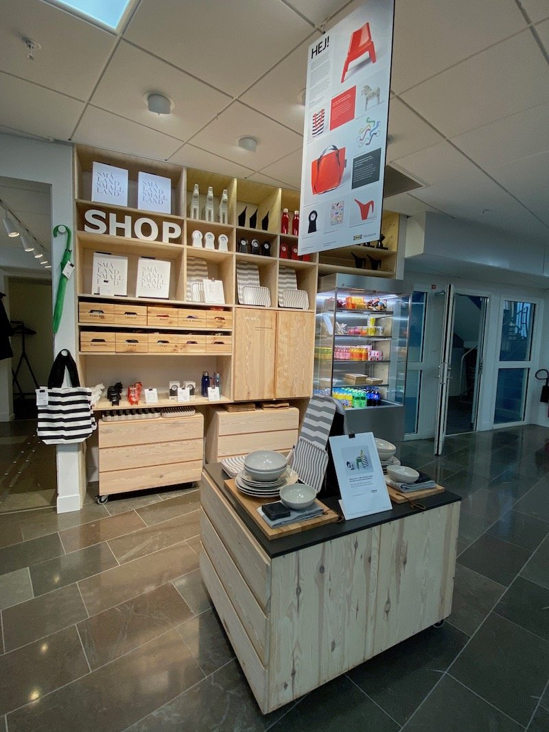 image - ikea hotel almhult shop
