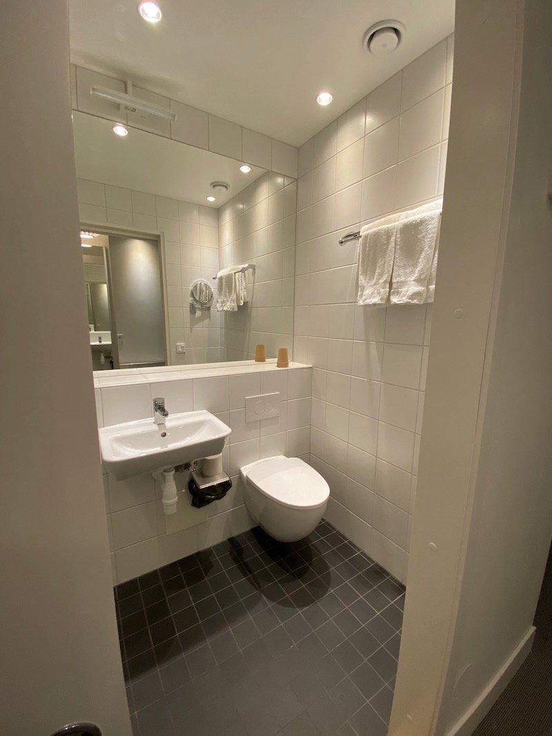 image - ikea hotel bathroom view