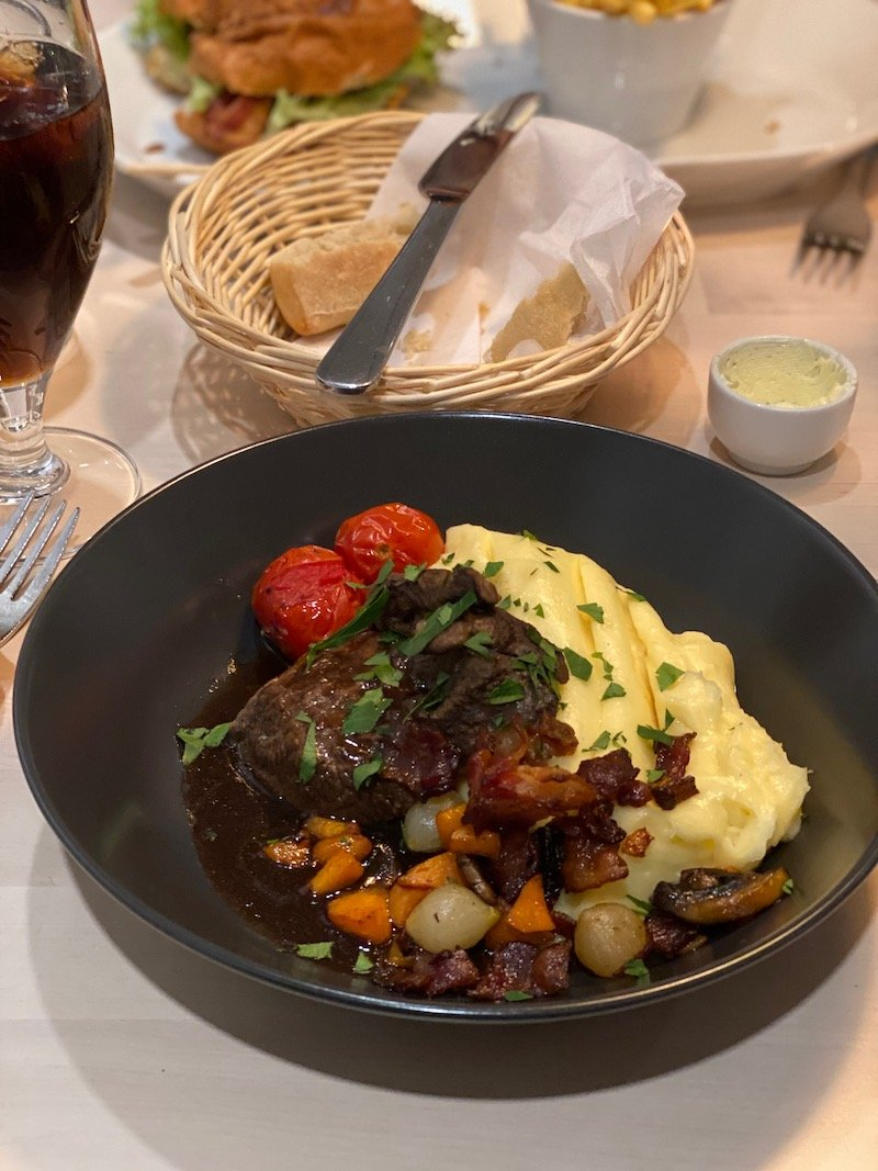 image - ikea hotel dinner