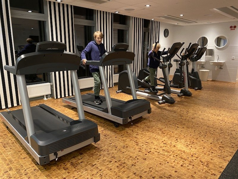 image - ikea hotel gym