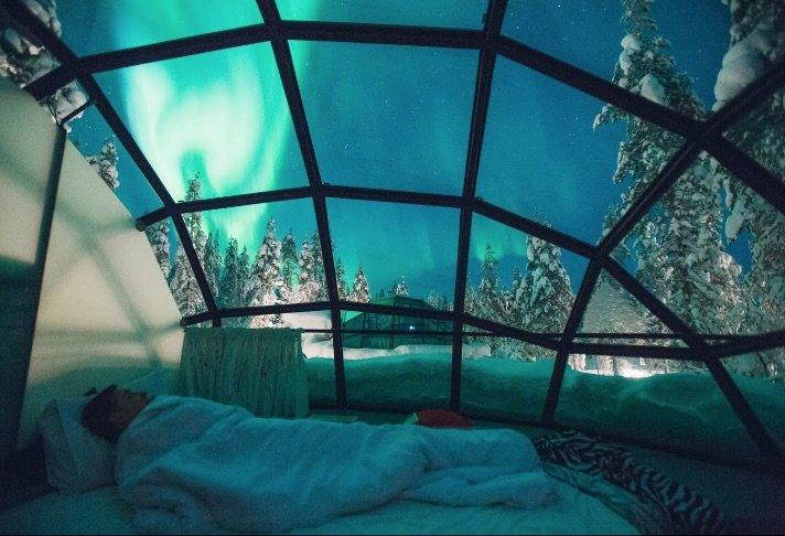 image - kakslauttanen arctic resort