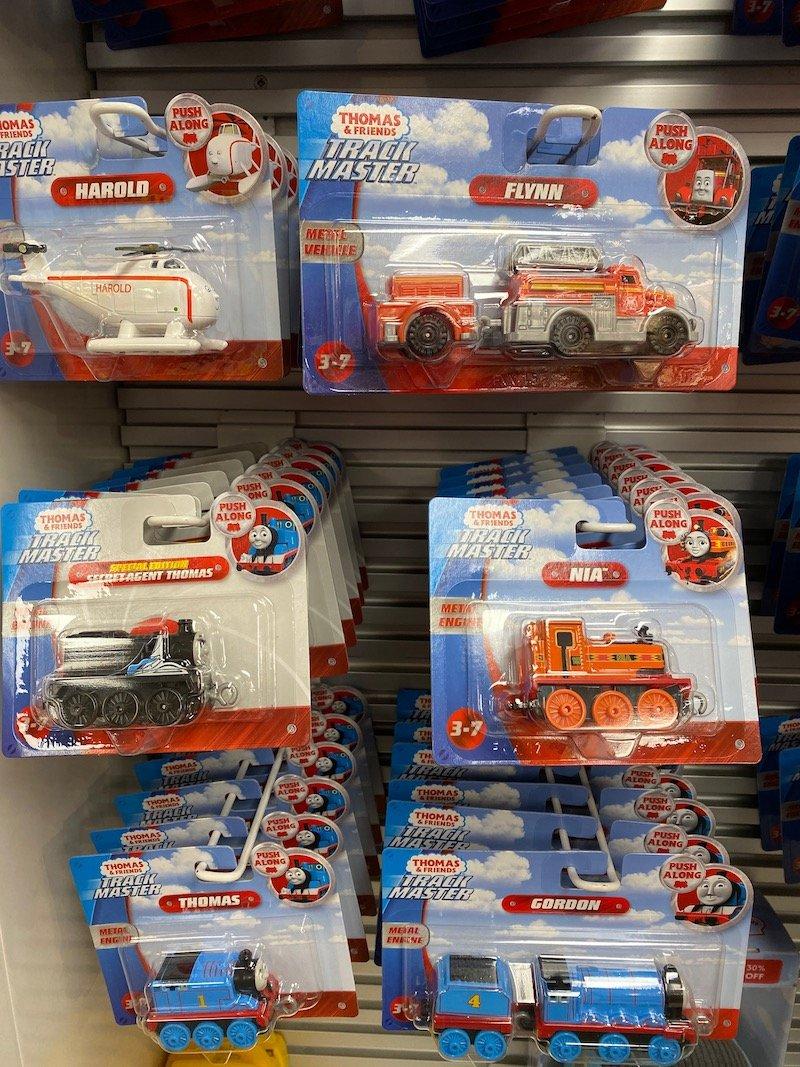image - london transport museum shop toys