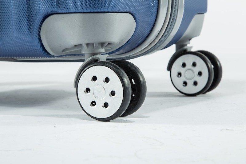 image - suitcase wheels
