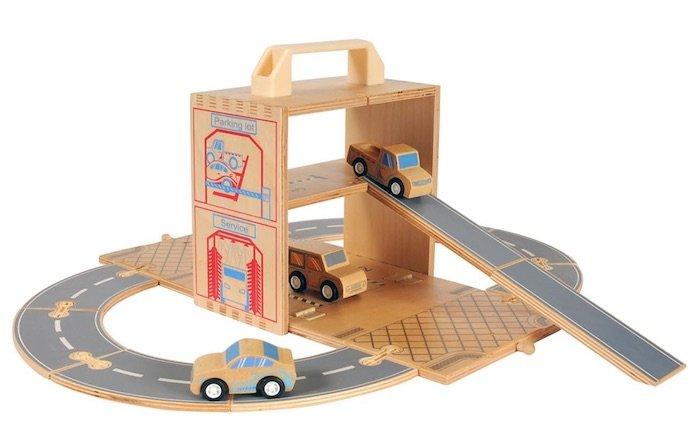 image - tiger tribe box set car road