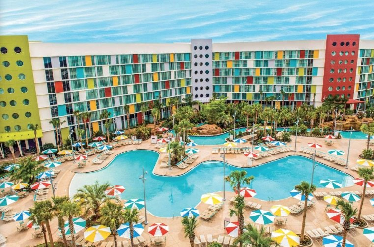 image - universal cabana bay beach resort