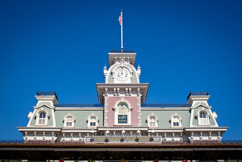 image - walt disney world railroad by harshlight